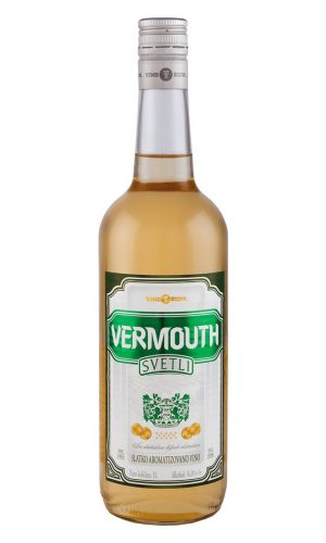 Wine – Vermouth white 16% 1l