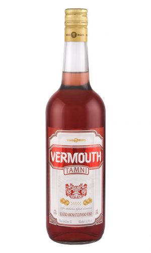 Wine – Vermouth red 16% 1l