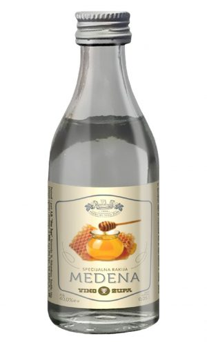 Honey brandy 40% 0,05l