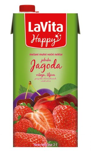 La Vita Happy – Jagoda 2l