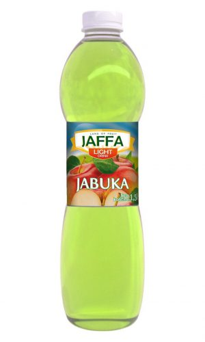 Jaffa Light fruit drink – Apple 1,5l