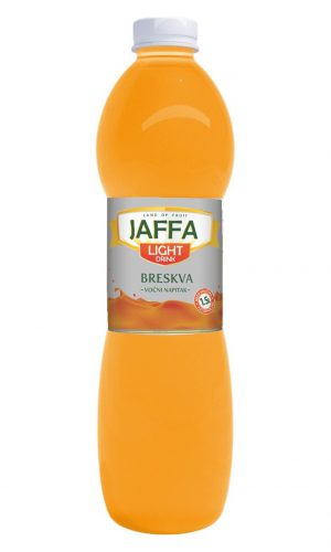 Jaffa Light fruit drink – Peach 1,5l