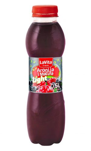 La Vita Fresh Light – Aronia and raspberry 0,5l