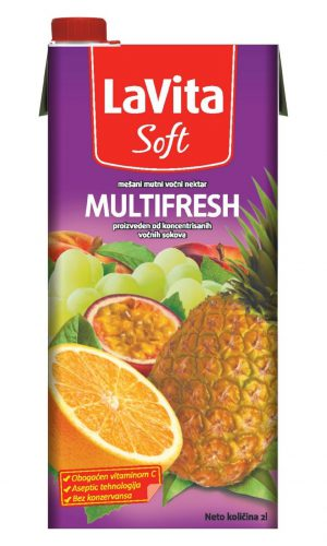 La Vita Soft – Multifresh 2l