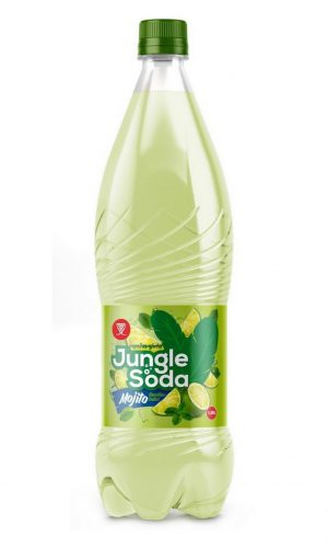 Jungle soda – Mojito