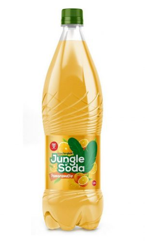 Jungle soda – Pomorandža
